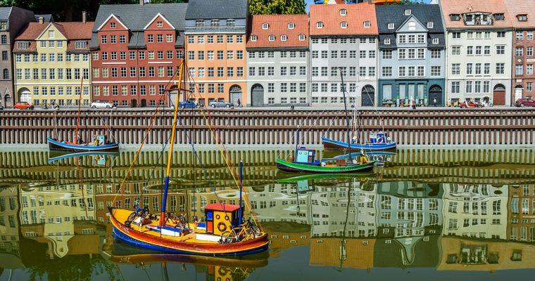 Tag på rejse gennem Danmarks historiske landskab
