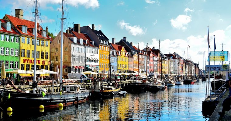 Tag på roadtrip i Danmark